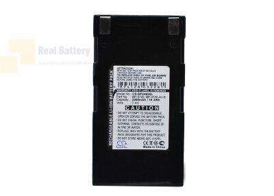 Аккумулятор CS-SPU465SL для Omron NE1A-HDY01 7,4V 2200Ah Li-ion