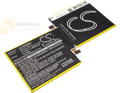 Аккумулятор CS-ABD008SL для Amazon 3HT7G 3,7V 6000Ah Li-Polymer