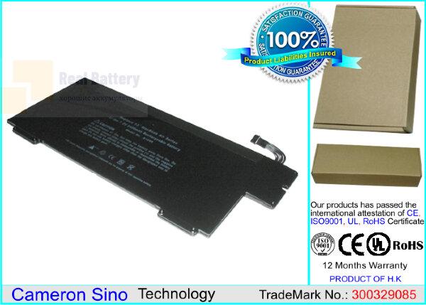 "Аккумулятор CS-AM1245NB для Apple MacBook Air 13"" A1237  7,4V 5400mAh Li-Polymer"