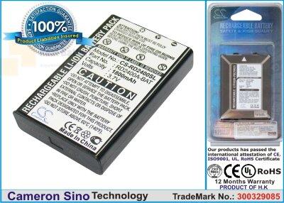 Аккумулятор CS-RD2400SL для Thomson X-2400 3,7V 1800Ah Li-ion