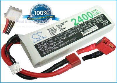 Аккумулятор CS-LP2402C30RT для RC CS-LP2402C30RT 7,4V 2400Ah Li-Polymer
