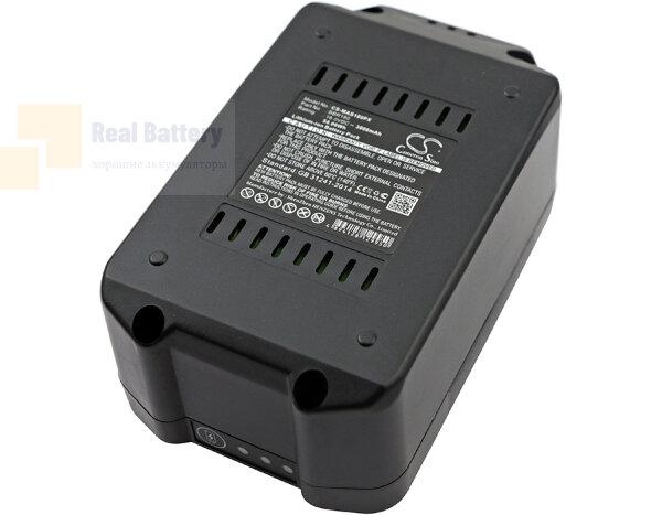 Аккумулятор для Meister Craft 5451260 18V 3Ah Li-ion CS-MAS180PX