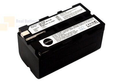 Аккумулятор CS-F750 для TSI AEROTRAK 9036-01 7,4V 4400Ah Li-ion