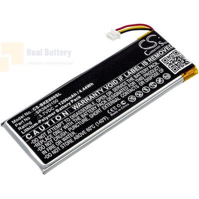 Аккумулятор CS-BKE600SL для Becker Active 6 3,7V 1200Ah Li-Polymer
