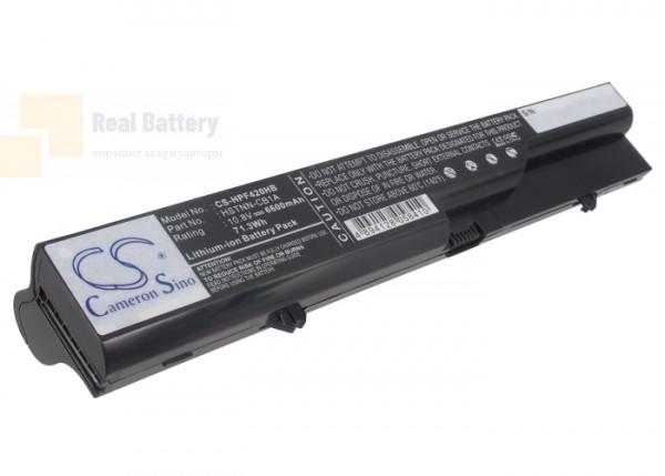 Аккумулятор CS-HPF420HB для Compaq 320 10,8V 6600mAh Li-ion