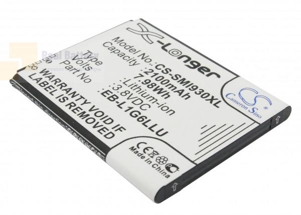 Аккумулятор CS-SMI930XL для T-Mobile Galaxy S 3 3,8V 2100Ah Li-ion