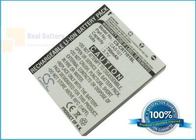Аккумулятор CS-CRT101SL для Creative Vado 3,7V 750Ah Li-ion