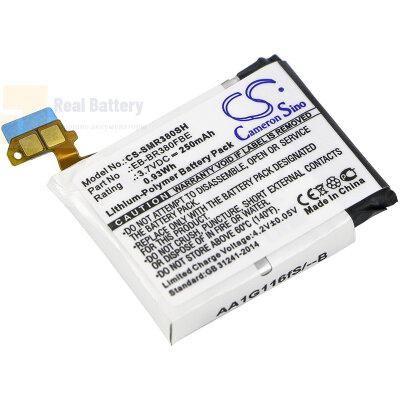 Аккумулятор CS-SMR380SH для Samsung Gear 2 3,7V 250Ah Li-Polymer