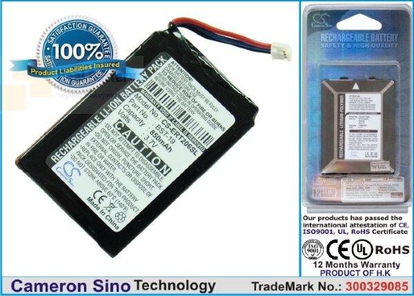 Аккумулятор CS-ERT206SL для Sony Ericsson T206 3,7V 850Ah Li-ion