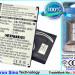 Аккумулятор CS-TP4550SL для Vodafone v1615 3,7V 1100Ah Li-Polymer