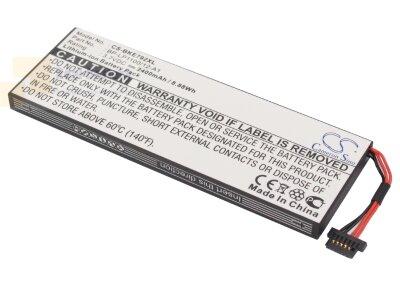 Аккумулятор CS-BKE792XL для Becker BE7928 3,7V 2400Ah Li-ion