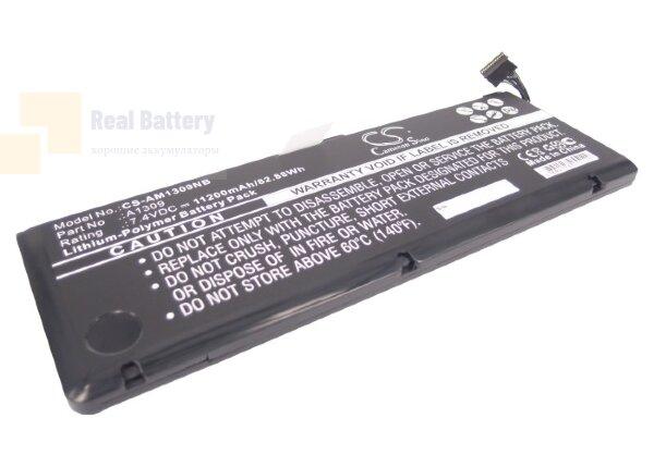 "Аккумулятор CS-AM1309NB для Apple MacBook Pro 17"" A1297 2009 Ver  7,4V 11200mAh Li-Polymer"