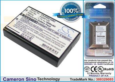 Аккумулятор CS-EX6210RC для Edimax 3G-1880B 3,7V 1800Ah Li-ion