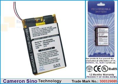 Аккумулятор CS-CVP40SL для Creative DAP-FL0040 3,7V 650Ah Li-Polymer