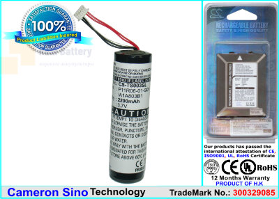 Аккумулятор CS-TS003SL для Toshiba Gigabea MEV60 3,7V 2200Ah Li-ion