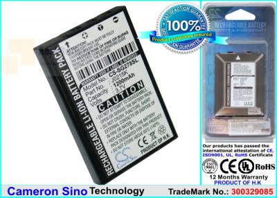 Аккумулятор CS-SG278SL для Zycast SG-278 3,7V 1200Ah Li-ion