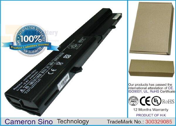 Аккумулятор CS-HPF540NB для Compaq Business Notebook 6520S  10,8V 4400mAh Li-ion