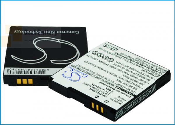 Аккумулятор CS-ZTD180SL для Vodafone 246 3,7V 700Ah Li-ion
