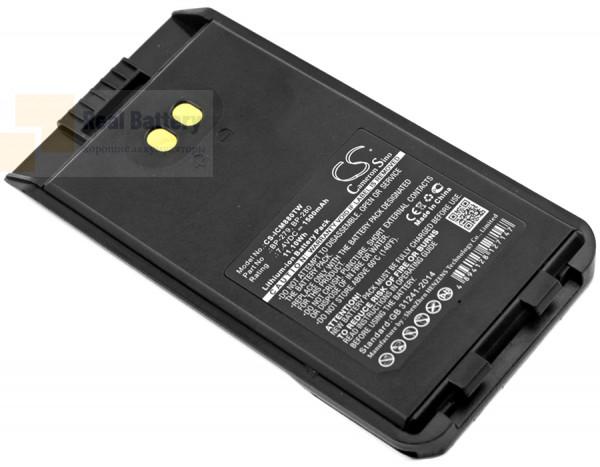 Аккумулятор CS-ICM880TW для Icom F1000 7,4V 1500Ah Li-ion