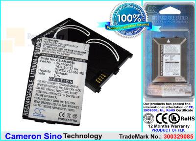 Аккумулятор CS-AM300SL для Acer M300 3,7V 1530Ah Li-Polymer