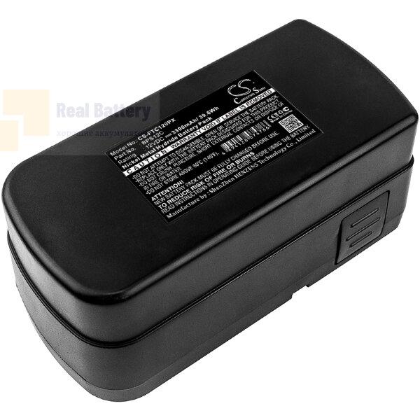 Аккумулятор для Festool 398338 12V 3,3Ah Ni-MH CS-FTC120PX