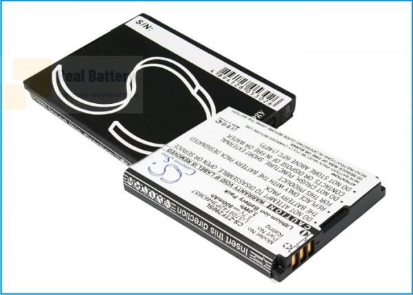 Аккумулятор CS-ZTF290SL для ZTE F290 3,7V 800Ah Li-ion
