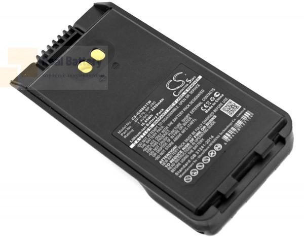 Аккумулятор CS-ICM881TW для Icom F1000 7,4V 2250Ah Li-ion