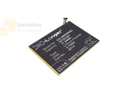 Аккумулятор CS-ABD980SL для Amazon Kindle Fire HD 8 5th 3,7V 3210Ah Li-Polymer