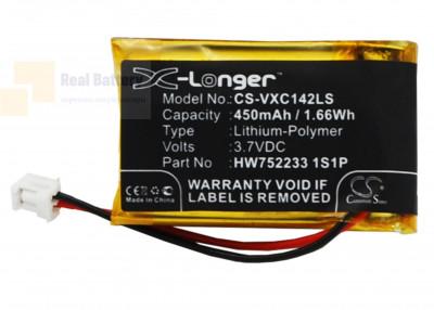 Аккумулятор CS-VXC142LS для Vancouver 3D-Life/XC142K 3,7V 450Ah Li-Polymer