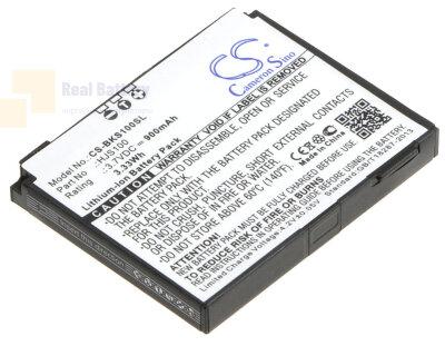 Аккумулятор CS-BKS100SL для Becker HJS 100 3,7V 900Ah Li-ion