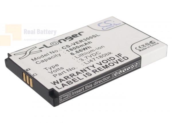 Аккумулятор CS-VER300SL для ViewSonic Q1 3,7V 1800Ah Li-ion