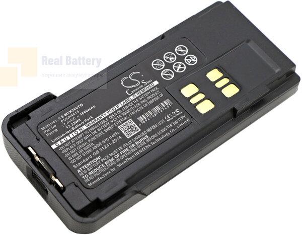 Аккумулятор CS-MTK260TW для Motorola DP2400 7,4V 1800Ah Li-ion