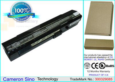 "Аккумулятор CS-ACZG5RK для Acer Aspire One 10.1"" 11,1V 10400Ah Li-ion"