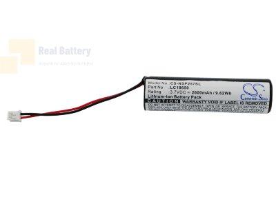 Аккумулятор CS-NSP257SL для NVIDIA P2570 3,7V 2600Ah Li-ion