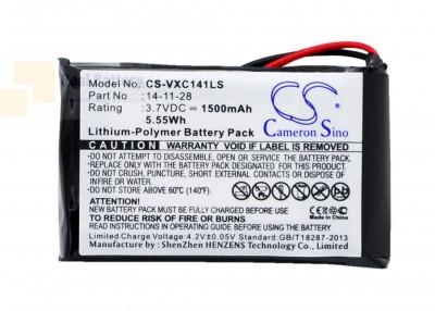 Аккумулятор CS-VXC141LS для Vancouver Vancouver/XC-141K 3,7V 1500Ah Li-Polymer