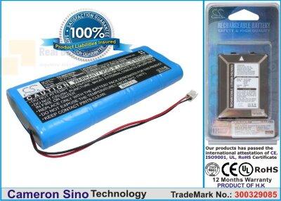 Аккумулятор CS-WAT067SL для Wavetek 4010-00-0067 14,4V 3000Ah Ni-MH