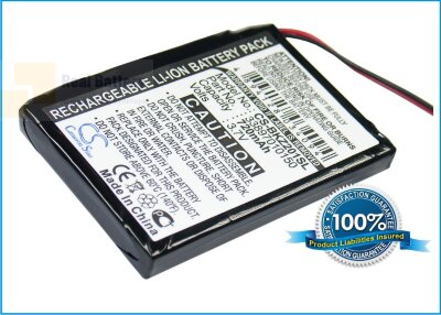 Аккумулятор CS-BKZ201SL для Becker Ready 50 3,7V 720Ah Li-ion