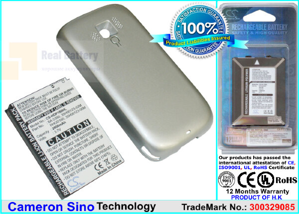 Аккумулятор CS-HDP180HL для Sprint  3,7V 2800Ah Li-ion