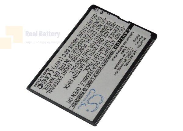 Аккумулятор CS-AC110SL для ViewSonic V350 3,7V 1500Ah Li-ion