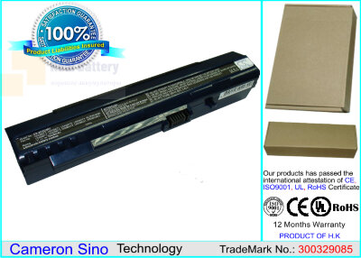 "Аккумулятор CS-ACZG5RT для Acer Aspire One 10.1"" 11,1V 10400Ah Li-ion"