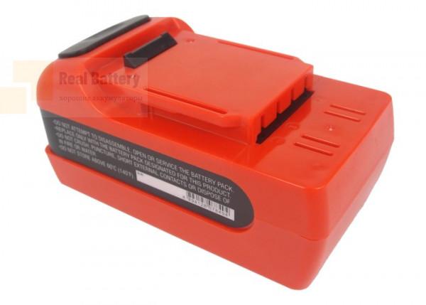 Аккумулятор для Craftsman 26302 20V 3Ah Li-ion CS-CFT128PW