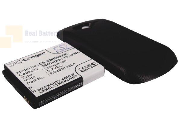 Аккумулятор CS-SMM950HL для VIRGIN MOBILE Galaxy Reverb 3,7V 3600Ah Li-ion