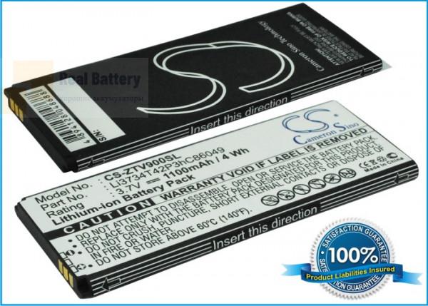 Аккумулятор CS-ZTV900SL для ZTE G1315 3,7V 1100Ah Li-ion