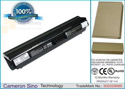 Аккумулятор CS-AUE36HB для Acer Aspire 141 10,8V 6600Ah Li-ion