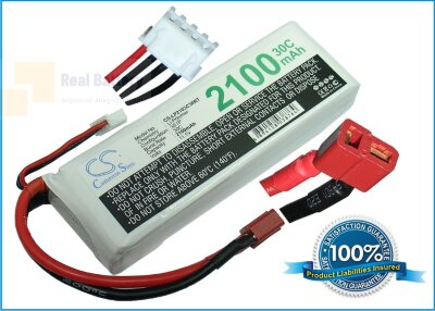 Аккумулятор CS-LP2103C30RT для RC CS-LP2103C30RT 11,1V 2100Ah Li-Polymer