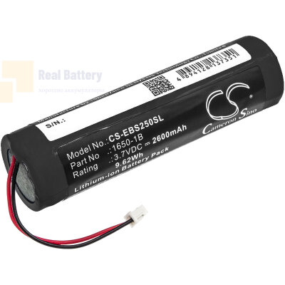 Аккумулятор CS-EBS250SL для Eschenbach SmartLux 3,7V 2600Ah Li-ion