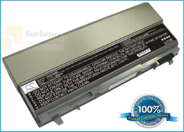 Аккумулятор CS-DE2400DB для DELL Latitude 6400 ATG  11,1V 8800mAh Li-ion