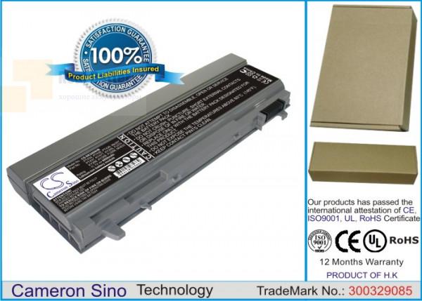 Аккумулятор CS-DE2400HB для DELL Latitude 6400 ATG  11,1V 6600mAh Li-ion