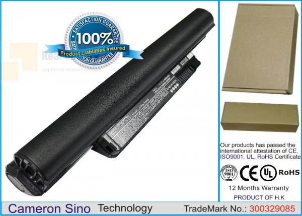Аккумулятор CS-DEM911HB для DELL Inspiron 11z  11,1V 4400mAh Li-ion