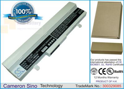 Аккумулятор CS-AUL32DT для Asus Eee PC 1001HA 10,8V 6600Ah Li-ion
